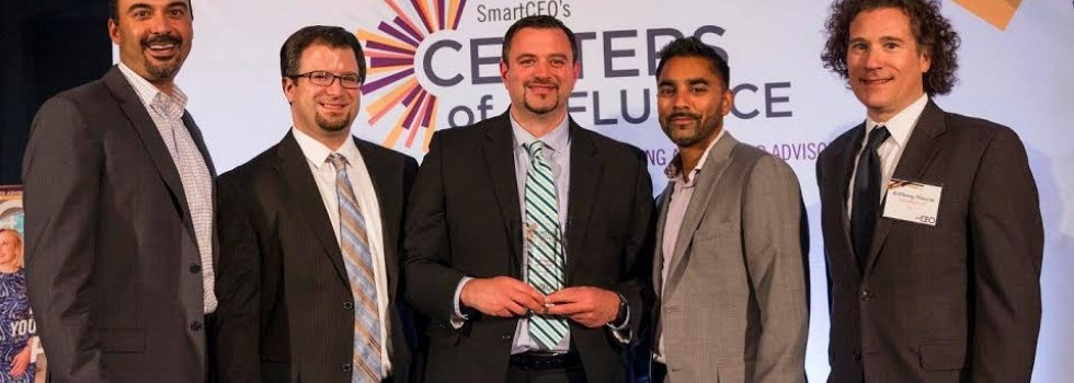 SmartCEO's Centers of Influence Awards